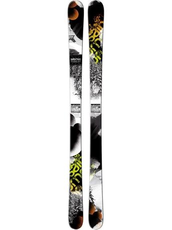 Горные лыжи Salomon Threat 12/13