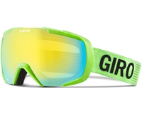 Маска Giro Onset Highlight Yellow Monotone / Loden Green (15/16)