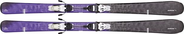 Горные лыжи Elan Zest QT + ELW 9.0 (15/16)