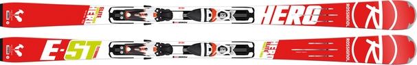 Горные лыжи Rossignol Hero Elite ST Ti + Axial3 120 TPI2 (14/15)