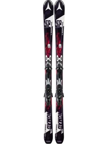 Горные лыжи Atomic Crimson Ti + XTO 12 15/16