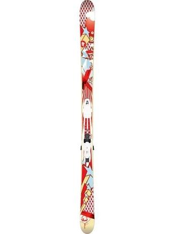 Горные лыжи Rossignol Scratch Bling + крепления AXIUM SCRATCH 110 07/08