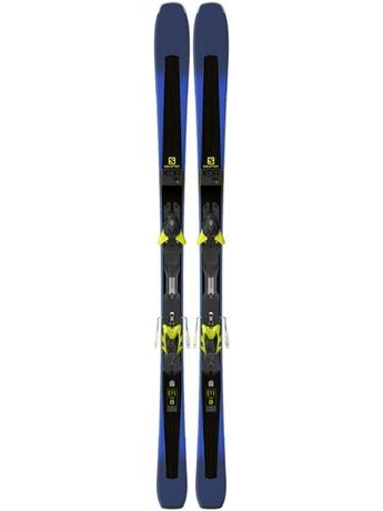 Горные лыжи Salomon XDR 80 Ti (169, 176) + крепления XT 12 17/18