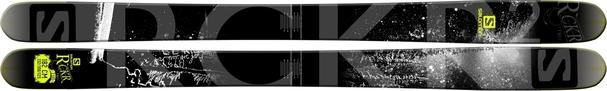 Горные лыжи Salomon Rocker2 108 (14/15)