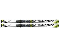 Горные лыжи Fischer RC4 Worldcup RC Racetrack + крепления RC4 Z 13 (14/15)