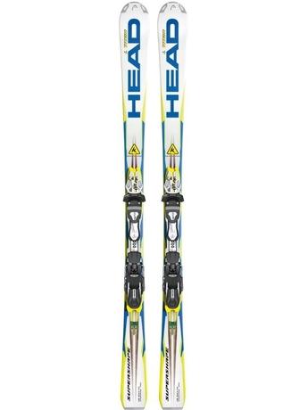 Горные лыжи с креплениями Head iSupershapeTitan SW SFP13 + FREEFLEX Pro 11 WIDE 88 12/13