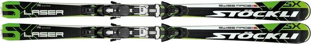 Горные лыжи Stockli Laser SX + крепления K MC12 Ti B75 (15/16)