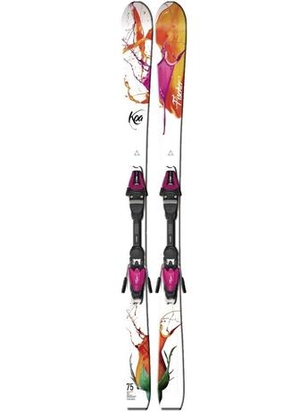 Горные лыжи с креплениями Fischer Koa 75 RF my style + V9 My Style 12/13