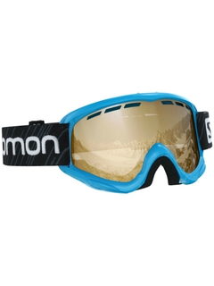 Маска Salomon Juke Access Blue/Tonic Orange