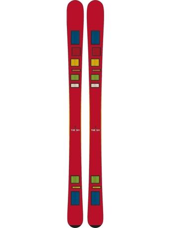 Горные лыжи Scott The Ski 14/15