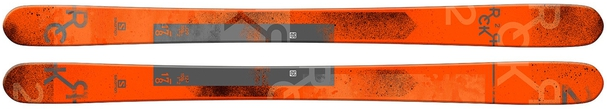 Горные лыжи Salomon Rocker2 100 (16/17)
