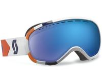 Маска Scott Off-Grid Mountainside Blue Orange / Blue Chrome