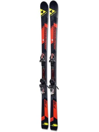 Горные лыжи Fischer Progressor F18 + крепления RS11 16/17