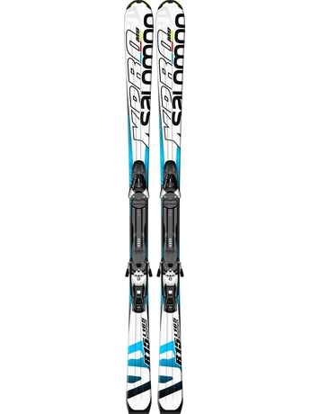 Горные лыжи Salomon X-Pro Mg + L10 14/15