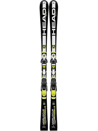 Горные лыжи Head WC Rebels iSL RD + FREEFLEX PRO 16 14/15