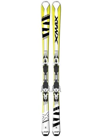 Горные лыжи Salomon X-Max X10 + крепления XT 12 16/17