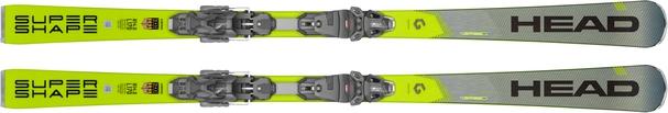 Горные лыжи Head Supershape i.Speed + крепления PRD 12 (19/20)