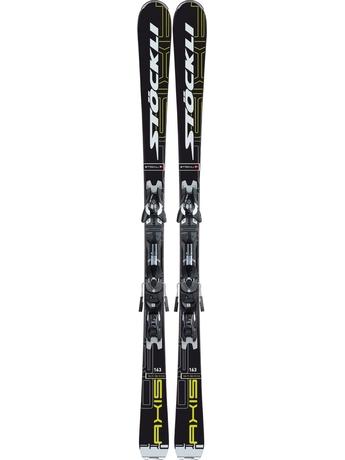 Горные лыжи Stockli Axis Pro + K Z10 B80 14/15