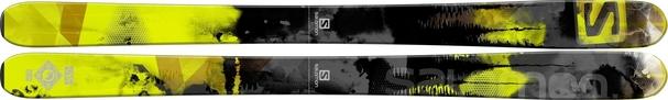 Горные лыжи Salomon Q-105 (14/15)