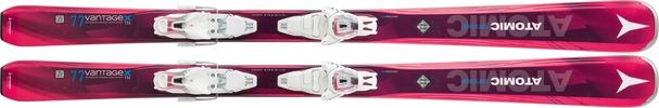 Горные лыжи Atomic Vantage X 77 CTI W + крепления Lithium 10 (16/17)