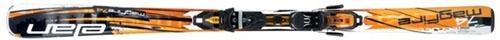 Горные лыжи Elan MAGFIRE 74 Orange Fusion + крепления EL 10.0 (09/10)