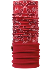 Шарф Buff Polar Buff Cashmere Red