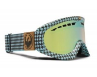 Маска Dragon DXS Brown / Blue Houndstooth