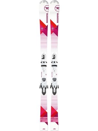 Горные лыжи Rossignol Unique + крепления Xelium Saphir 100 15/16
