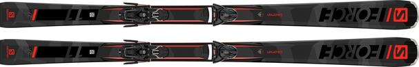 Горные лыжи Salomon S/Force 11 + крепления Z 10 GW (19/20)