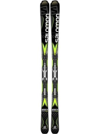Горные лыжи Salomon X-Drive 8.0 FS + XT12 15/16