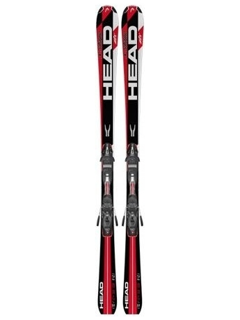 Горные лыжи с креплениями Head X-Shape STX SW PR + PR 11 11/12