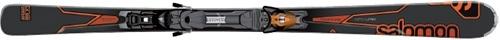 Горные лыжи с креплениями Salomon K Enduro LX 800 + Z10 (12/13)