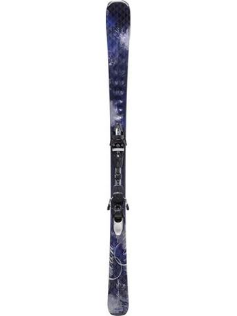 Горные лыжи Elan Pure Magic + крепление ELW 11.0 10/11