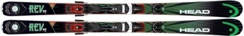 Горные лыжи Head REV 80 PRO без креплений (13/14)