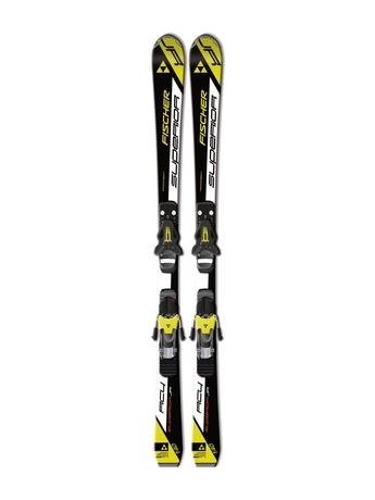 Горные лыжи Fischer RC4 Superior Jr + FJ7 AC 14/15