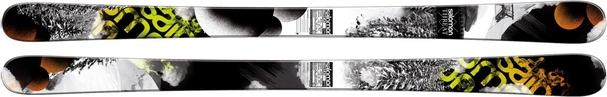 Горные лыжи Salomon Threat (12/13)