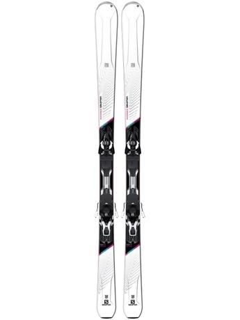 Горные лыжи Salomon W-Max 8 + крепления XT 10 16/17