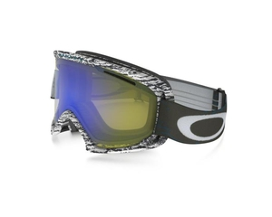 Маска Oakley O2 XL Sheridan Teal Black / H.I. Yellow Iridium