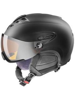 Горнолыжный шлем Uvex HLMT 300 Visor