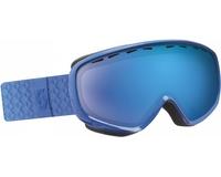 Маска Scott Dana Blue Solid / Blue Chrome