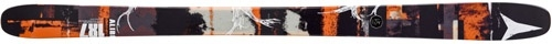 Горные лыжи с креплениями Atomic Alibi + FFG 12 (12/13)