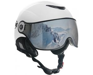 Шлем Osbe Proton SR Snow Unicolor