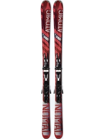 Горные лыжи Atomic Crimson Ti + крепления XTO 14 Sport 185 10/11
