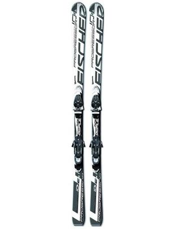 Горные лыжи с креплениями Fischer Progressor 10+ C-Line + C-line C13 Flowflex 2.0 11/12