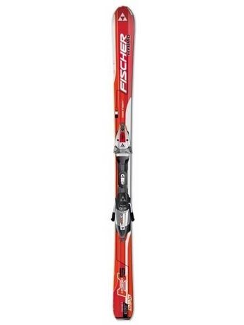 Горные лыжи Fischer Hybrid H5 + крепления FS10 RAILFLEX 2 07/08