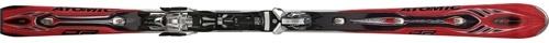 Горные лыжи Atomic D2 Vario Flex 82 + крепления Neox TL 12 VIP (09/10)