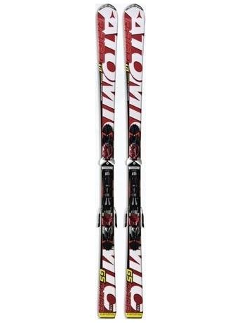 Горные лыжи Atomic Race Ti GS + крепления NEOX TL 12 10/11