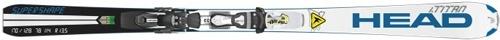 Горные лыжи с креплениями Head iSupershape Titan SW SP13 + Freeflex Pro 14 Wide 88 (11/12)