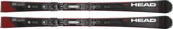 Горные лыжи Head Supershape e-Rally + крепления PRD 14 GW (20/21)