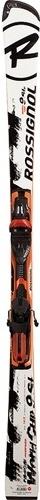 Горные лыжи Rossignol Radical 9SL Ti + крепления Axial 120S TPI 2 10/11